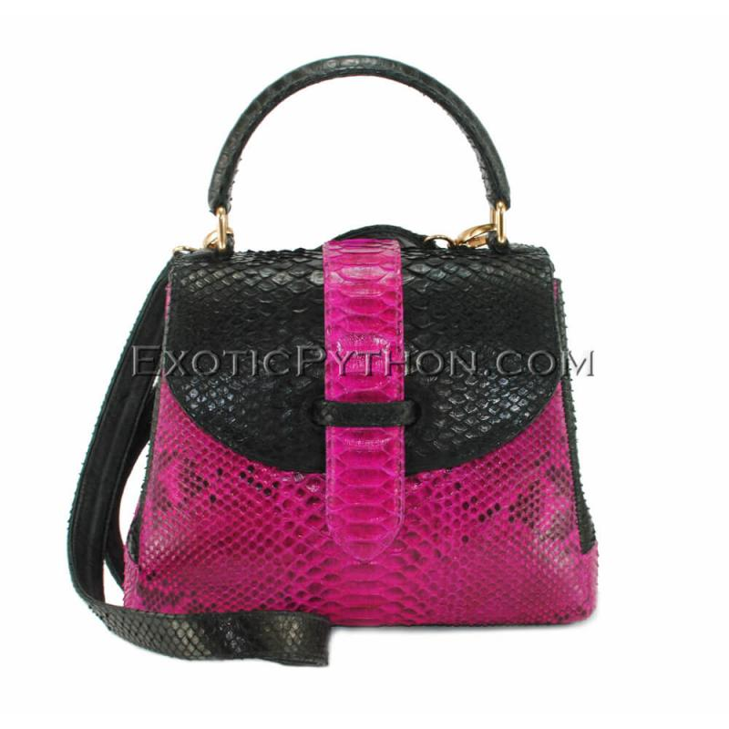 Python bag mixed colors BG-291