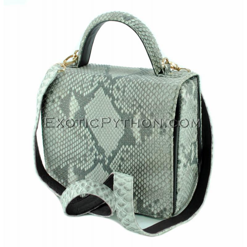 Python Leather Bag BG-289