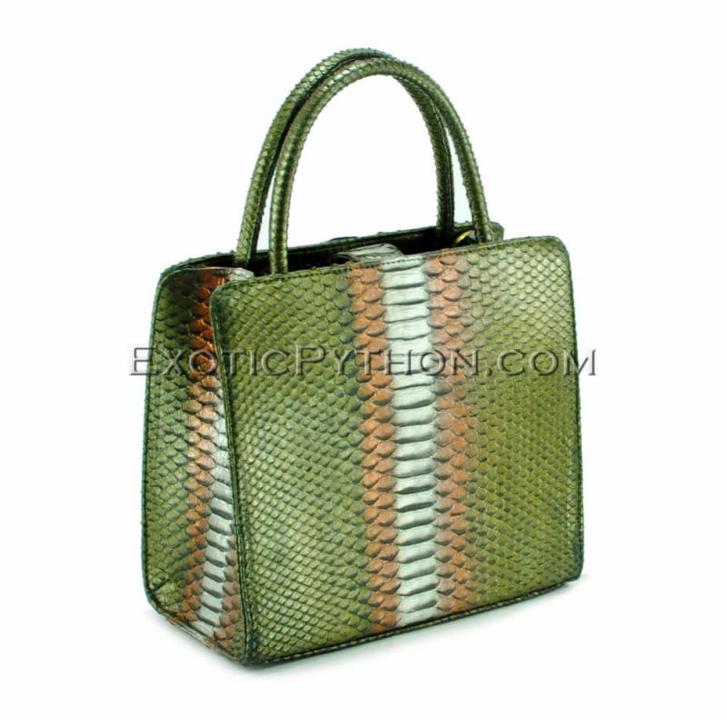 Snake handbag fashion multicolor BG-288