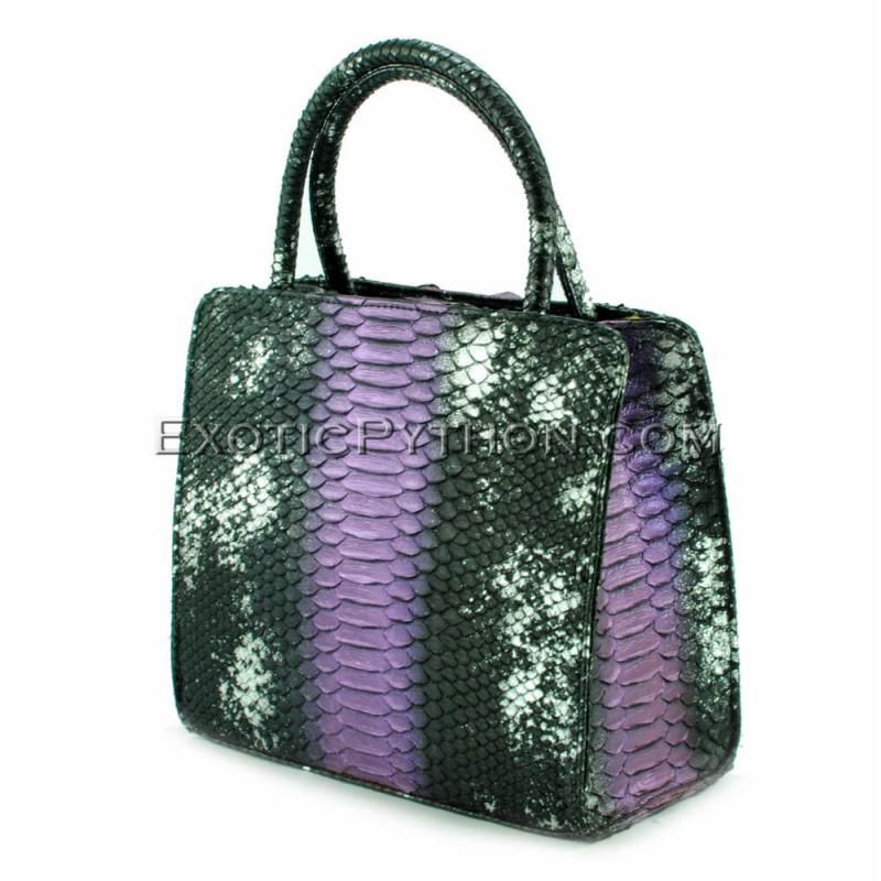 Snakeskin bag fashion multicolor BG-286