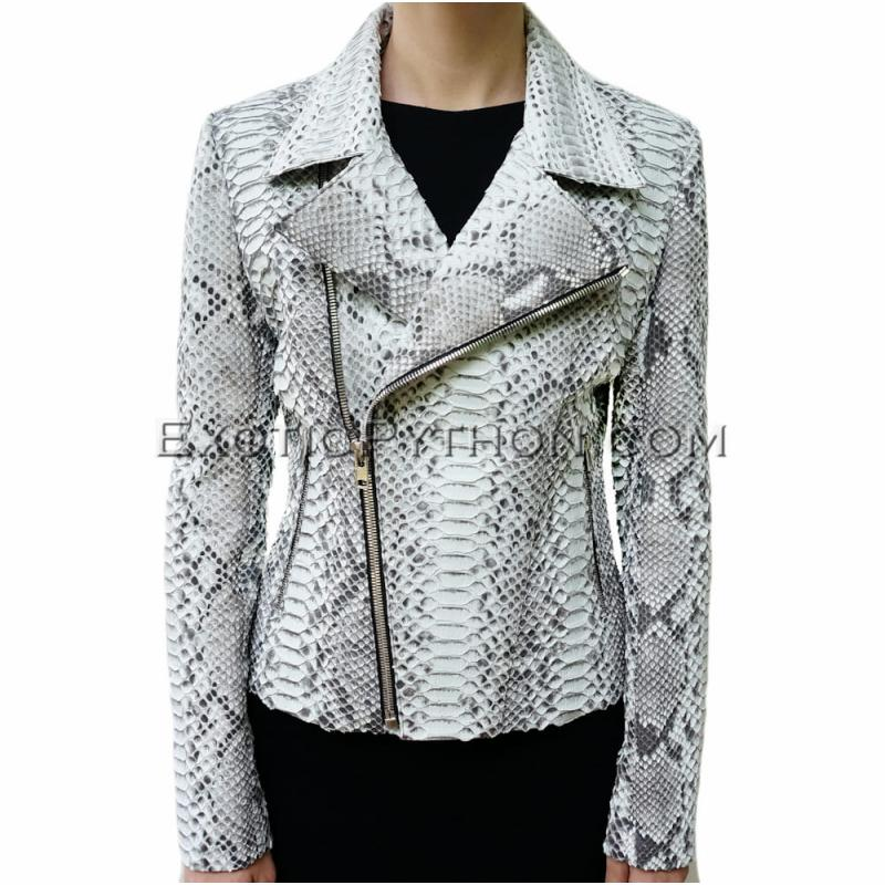 Python jacket natural color JK-20