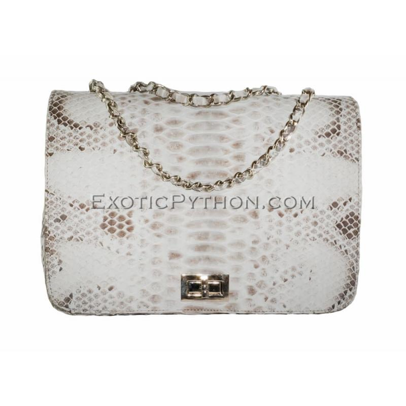Snakeskin purse CL-41