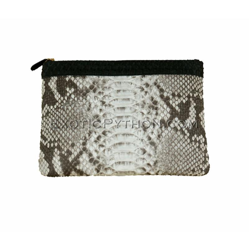 Clutch snakeskin CL-103