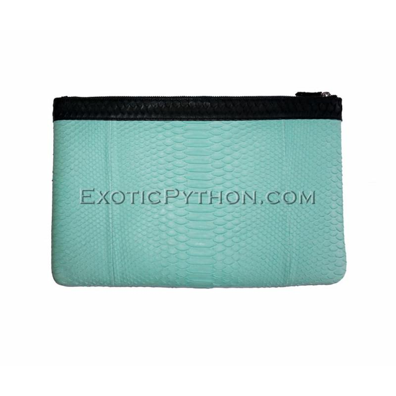 Clutch snakeskin CL-106