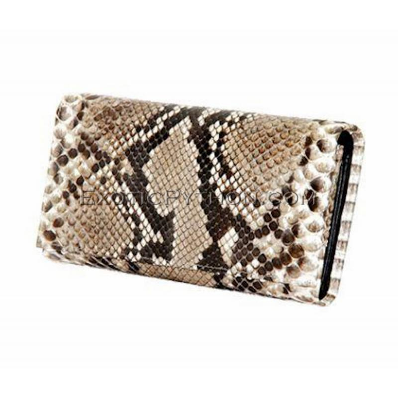 Genuine snakeskin purse WA-33